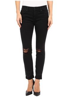 Joe's Jeans Markie Crop w/ Phone Pocket in Vyola