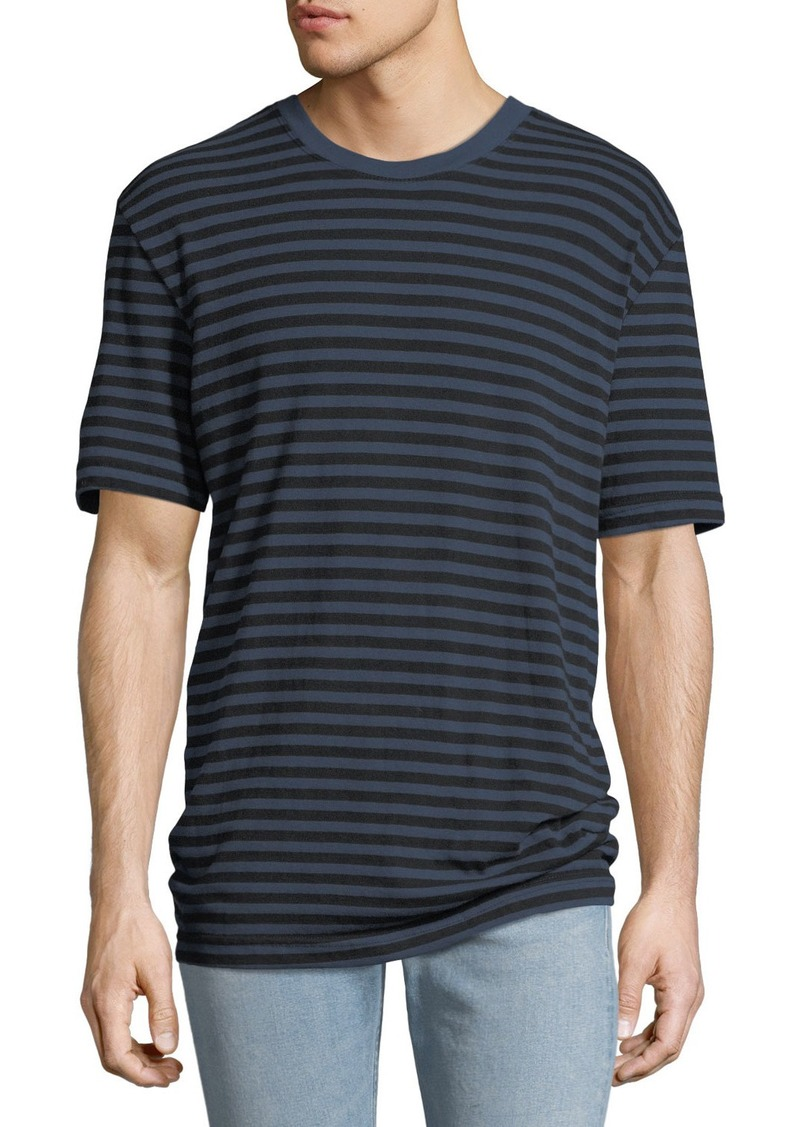Joe's Jeans Men's 8 Oversized Striped T-Shirt