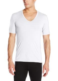 Joe's Jeans Men's Basic Cotton-Blend V-Neck T-Shirt
