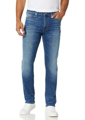 Joe's Jeans Men's Brixton Straight and Narrow in Berry