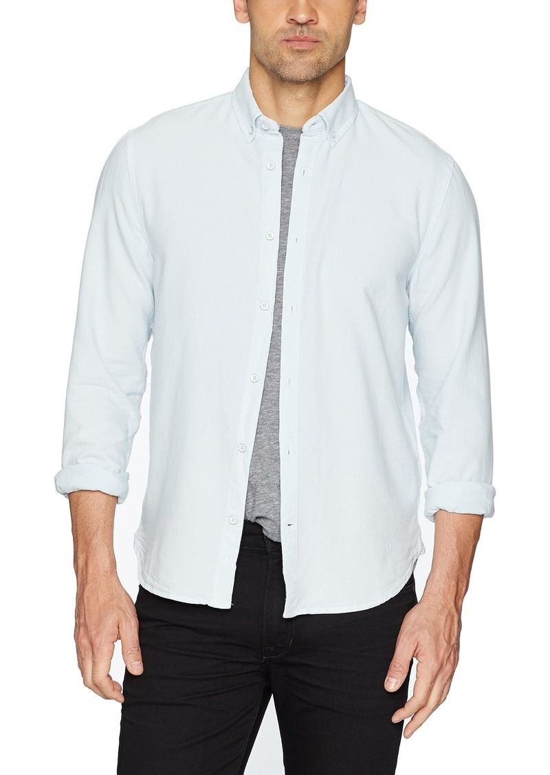 Joe's Jeans Men's Classic Woven Shirt  XL