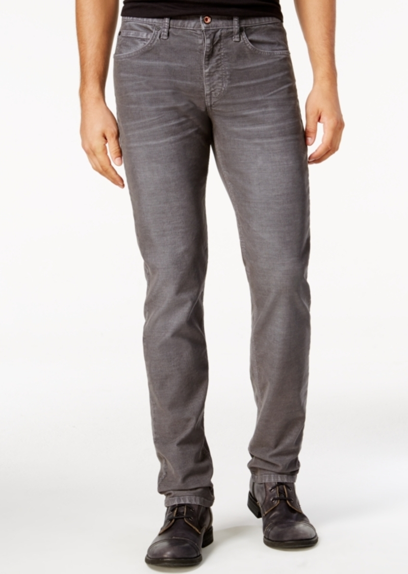 newest style buying now buying cheap Men's Colors the Brixton Straight-fit Corduroy Pants
