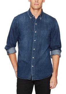 Joe's Jeans Men's Jimmy L/s Denim Woven  M