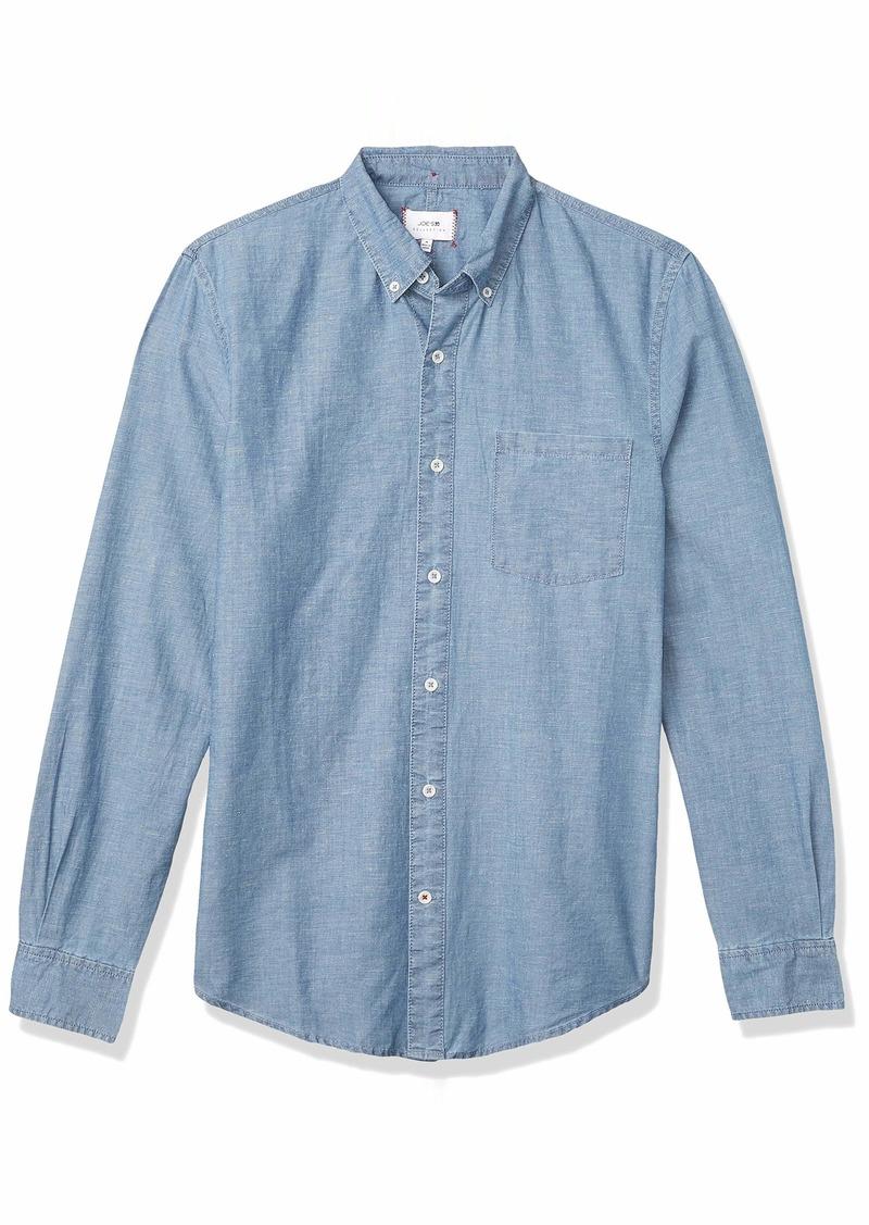 Joe's Jeans Men's Sandoval Woven Classic Oxford  M