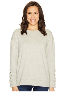 Joe's Jeans Miaya Lace-Up Pullover