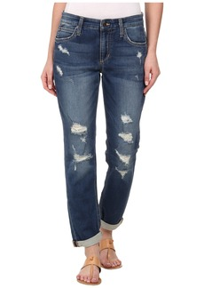 Joe's Jeans Off Duty Boyfriend Slim Ankle in Rubina
