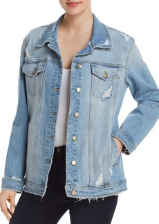 Joe's Jeans Oversize Denim Jacket in Memrie