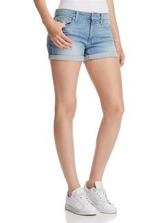 Joe's Jeans Rolled Denim Shorts in Geneva