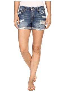 Joe's Jeans Rolled Shorts in Ryla