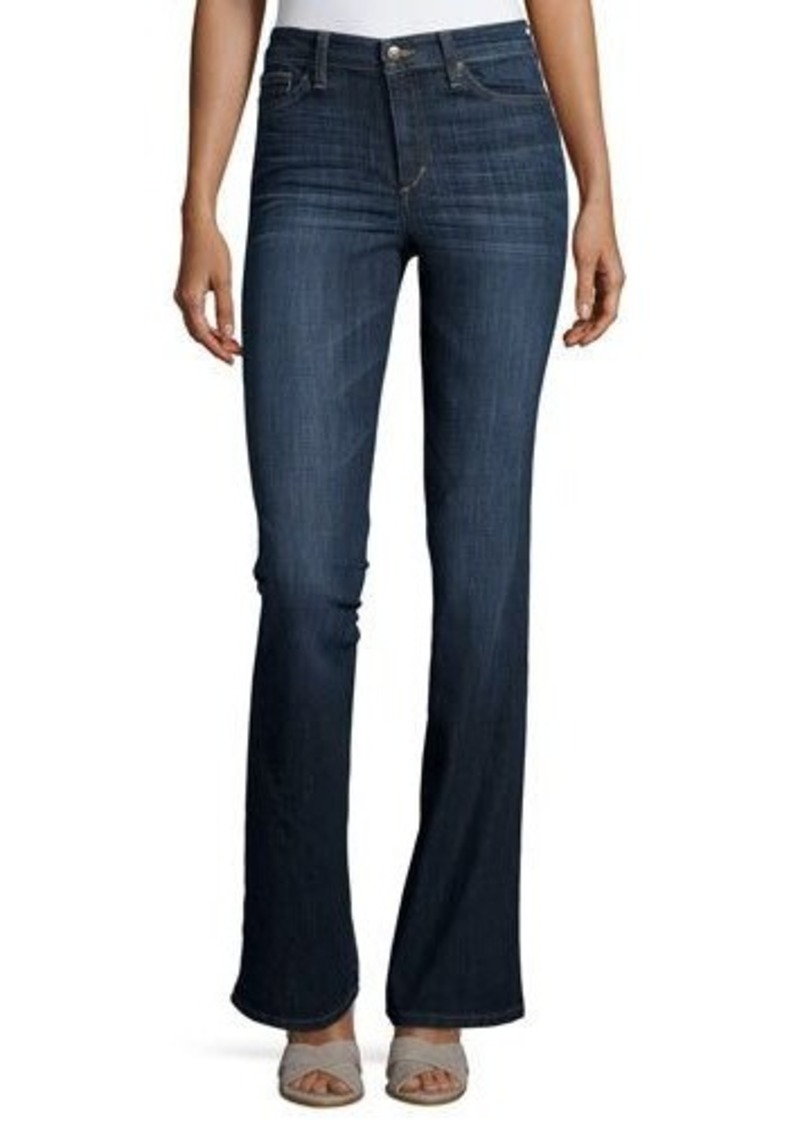 Joe's Jeans Samantha High-Rise Flared Jeans