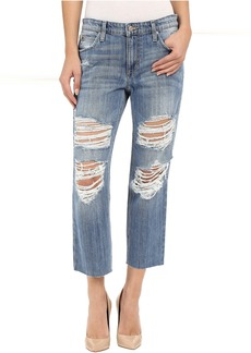 Joe's Jeans Sawyer Crop in Livvy