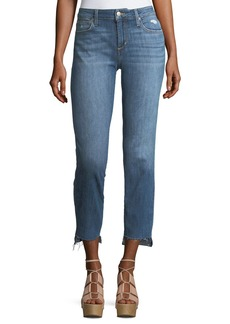 Joe's Jeans Shayna Cigarette Ankle Jeans