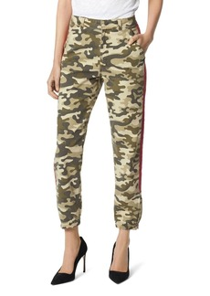 Joe's Jeans Side-Stripe Camo Pants