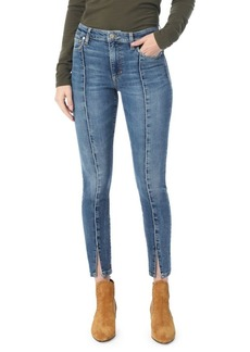 Joe's Jeans Silvia The Cha Cropped Jeans