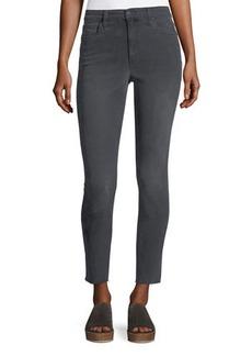 Joe's Jeans Skinny Ankle Cut-Hem Jeans