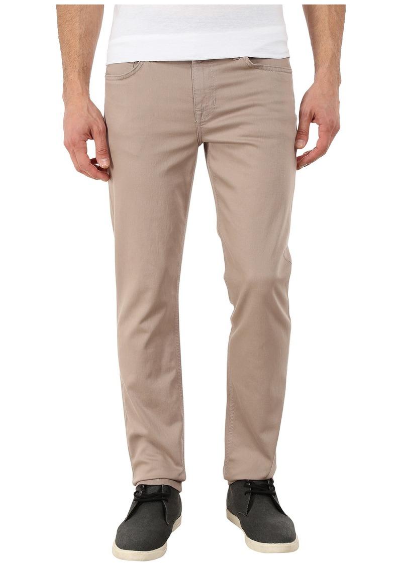 Joe's Jeans Slim Fit Twill in Stone Grey