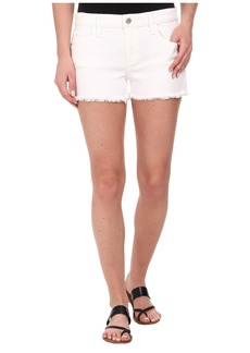 Joe's Jeans Spotless Easy Cut Off Shorts in Annie White