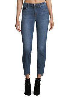 Joe's Jeans Straight-Leg Ankle Jeans