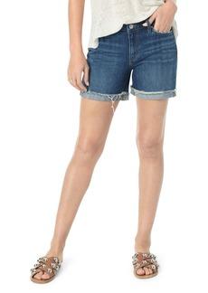 Joe's Jeans The 5 Denim Bermuda Shorts in Shira