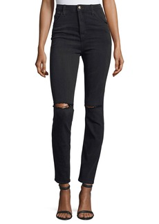 Joe's Jeans The Bella Skinny Distressed Jeans