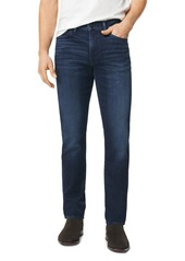 Joe's Jeans The Brixton Cotton-Blend Slim Straight Fit Jeans in Peck