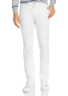 Joe's Jeans The Brixton Slim Straight Jeans in White