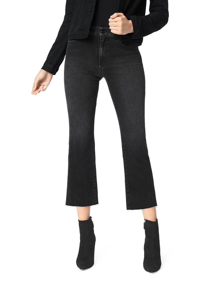 Joe's Jeans The Callie Cropped Kick Flare Jeans in Hawking