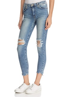 Joe's Jeans The Charlie Ankle Skinny Jeans in Lonnie