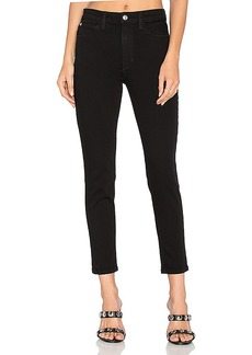 Joe's Jeans The Charlie High Rise Crop Skinny. - size 24 (also in 25,26,27,28,29,30)