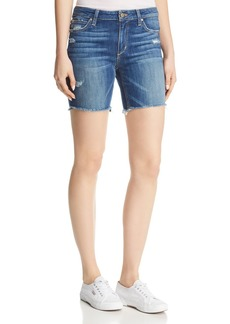 Joe's Jeans The Finn Bermuda Denim Shorts in Karinne