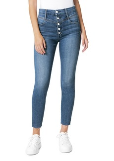 Joe's Jeans The Hi Honey Crop Skinny Jeans in High Hopes