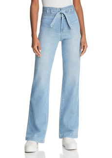 Joe's Jeans The High Rise Flare Jeans in Colleen
