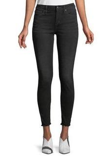 Joe's Jeans The Icon Ankle Jeans w/ Frayed Hem