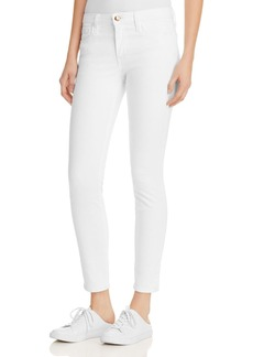 Joe's Jeans The Icon Ankle Skinny Jeans in White