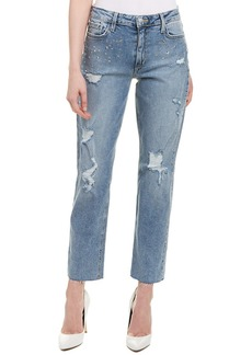 Joe's Jeans The Kass Laurissa High-Rise Slim Straight Ankle Cut