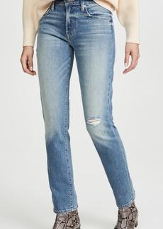 Joe's Jeans The Lara Mid Rise Cigarette Jeans