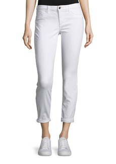 Joe's Jeans The Markie Cropped Skinny Jeans with Released Hem