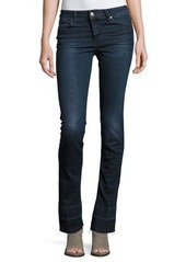Joe's Jeans The Micro Flare Released-Hem Jeans