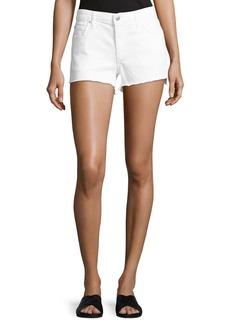 Joe's Jeans The Ozzie Step-Hem Denim Shorts