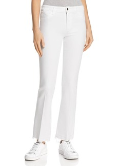Joe's Jeans The Provocateur Petite Bootcut Jeans in Hennie