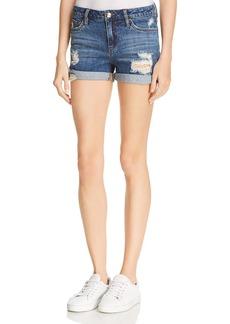 Joe's Jeans The Rolled Denim Shorts in Vaneza