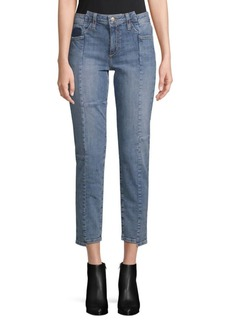 The Smith Roll Cuff Ankle Jeans