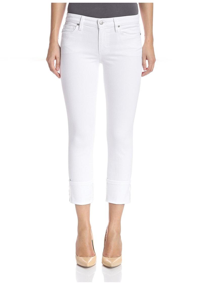 """Joe's Jeans Women's 4"""" Cuffed Crop"""