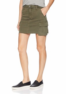 Joe's Jeans Women's Army HIGH Rise Cargo Skirt