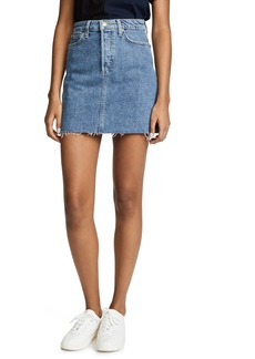 Joe's Jeans Women's Bella HIGH Rise Jean Skirt