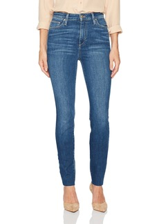 Joe's Jeans Women's Bella High Rise Skinny Jean with Cut Hem