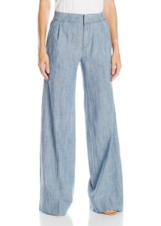 Joe's Jeans Women's Bessie Wide Leg Trouser Jean in