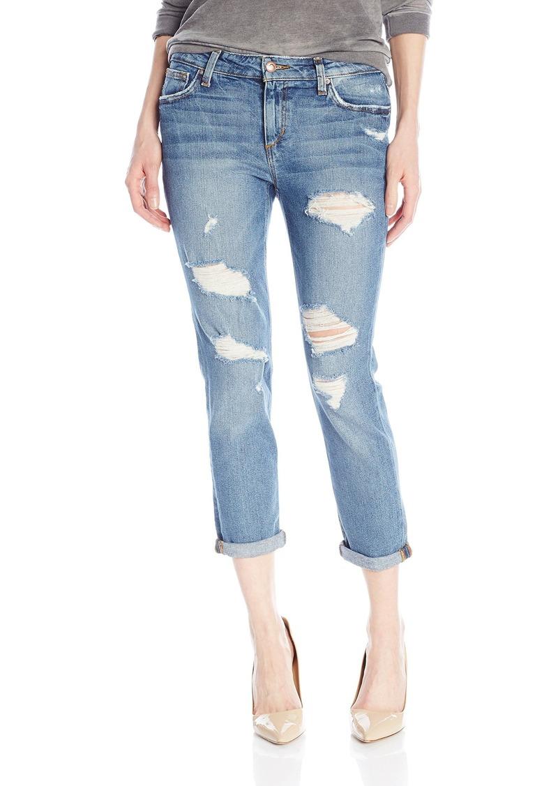 Joe's Jeans Women's Billie Boyfriend Crop Jean in