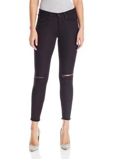 Joe's Jeans Women's Black Skinny Ankle Jean