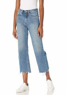 Joe's Jeans womens Blake High Rise Wide Leg Crop Jeans  29 US